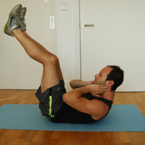 Exercise of the Day – Crunches
