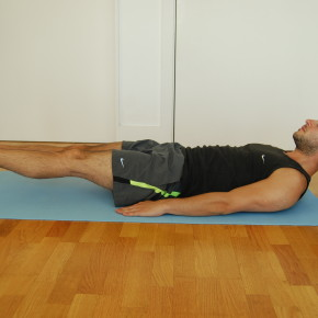 Exercise of the Day – Leg Lifts