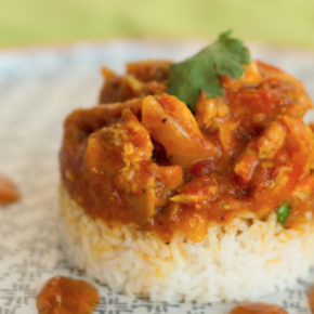 Karahi Chicken Curry