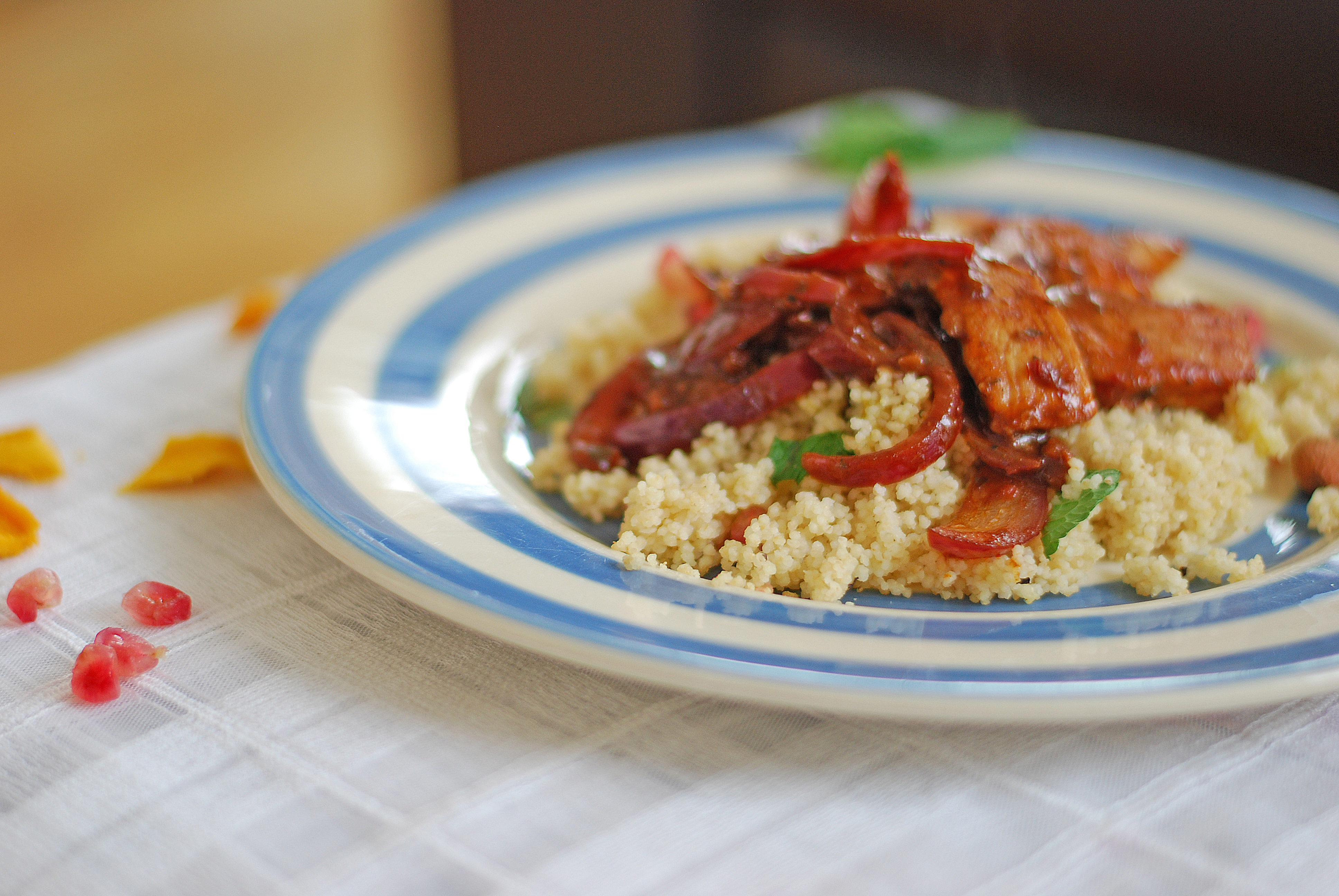 basic couscous recipe, how to make couscous, simple cooking