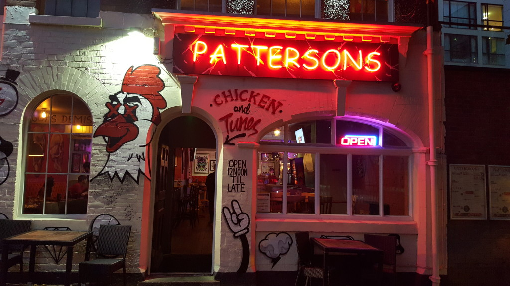 pattersons - liverpool