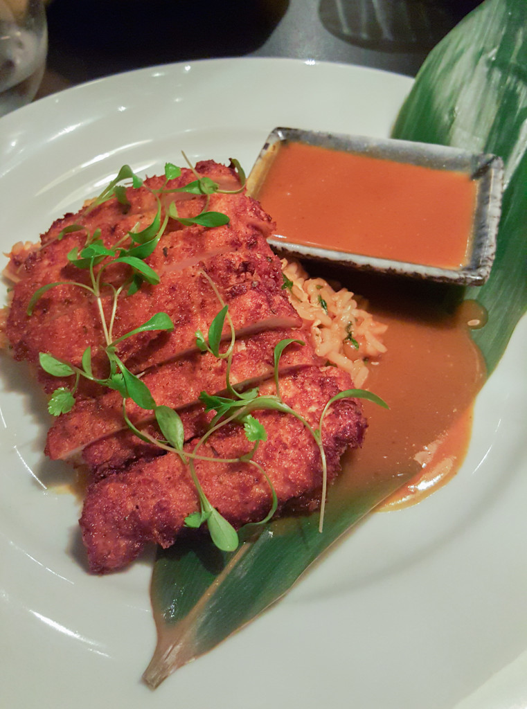 Mr M's Famous Karate Katsu Curry