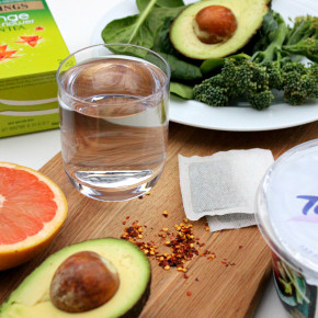 GUEST POST:  The Ultimate Fat-Burning Foods