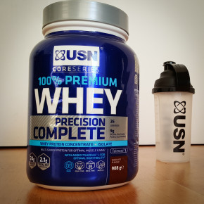 REVIEW:  USN Whey Protein Premium