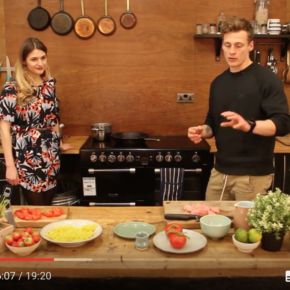 Performance Kitchen with Lee Steggles