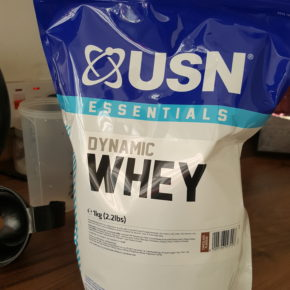 August Updates + USN Dynamic Whey