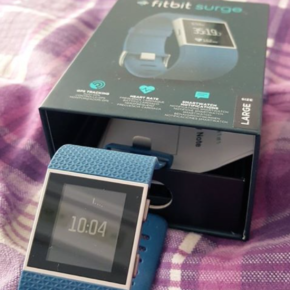 (REVIEW) FitBit Surge – Sleep Tracking & Timer