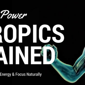 (GUEST POST)  Nootropics – Increase Motivation, Energy & Focus Naturally