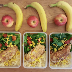 #MealPrep – The Chicken Breast Option