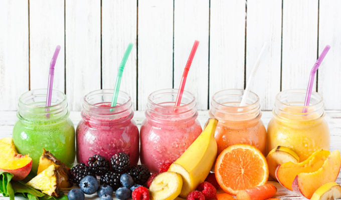 5 Simple Smoothie Recipes: The Delicious Way to Detox