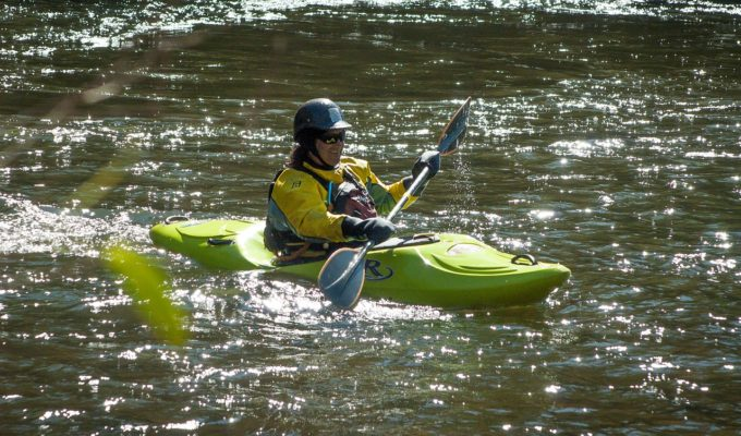 Awesome Benefits of Kayak on Health and The Body
