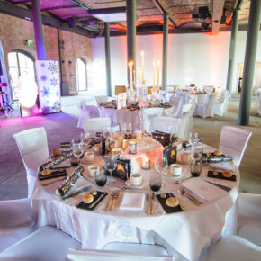 Titanic Hotel Liverpool's Fire & Ice Christmas Parties