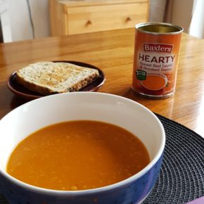 [REVIEW] Baxters Hearty Soup Range