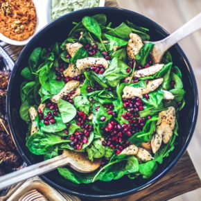 How to Add Variety to Your Office Lunches