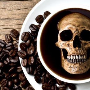 Can Drinking Too Much Coffee Kill You?