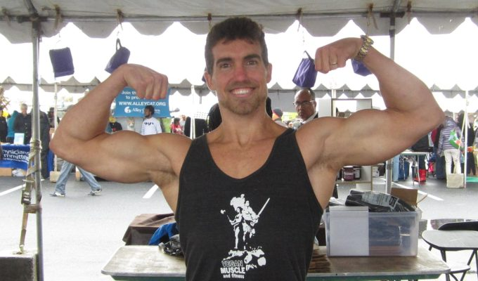 What Does A Vegan Bodybuilder Eat In A Day?
